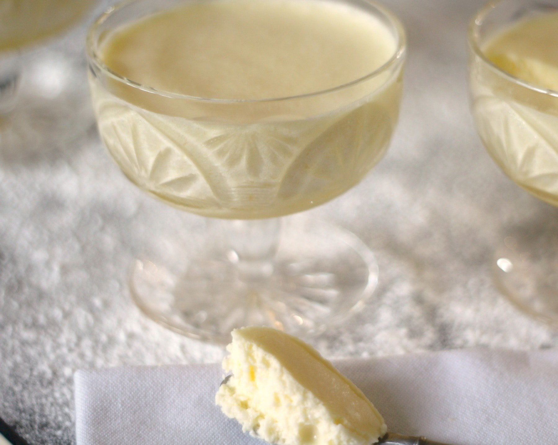 easy lemon mousse recipe