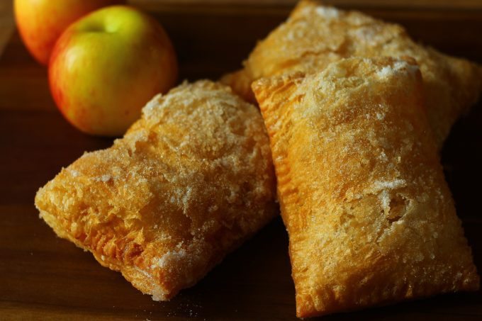 Deep Fried Apple Pies like Macdonalds. Pastry pockets filled with a delicious cinnamon and apple combo.
