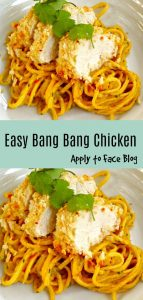 pin for bang bang chicken