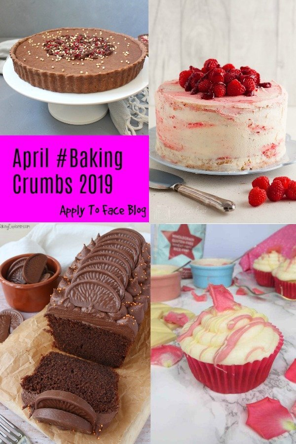baking crumbs April 2019