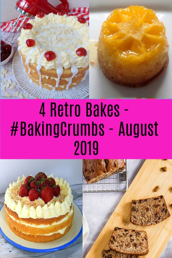Baking Crumbs August 2019