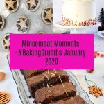 #BakingCrumbs January 2020